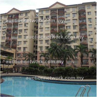 Abadi Indah Condominium, Jalan 3/109C, Taman Abadi Indah, Kuala Lumpur
