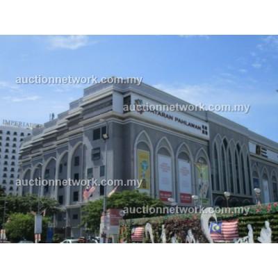 Dataran Pahlawan Melaka Megamall, Jalan Merdeka, 75000, Melaka