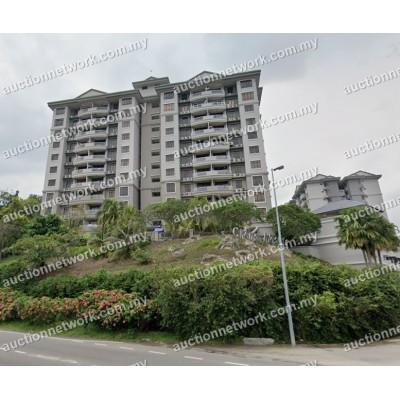 Cheng Heights Resort Condominium, Jalan CM 1, Taman Cheng Mutiara, Cheng, 75250 Melaka