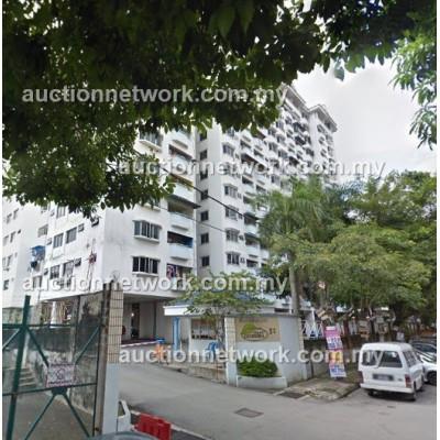 Seri Gembira Apartment, Jalan Terolak 9, Taman Bamboo, 51200 Kuala Lumpur