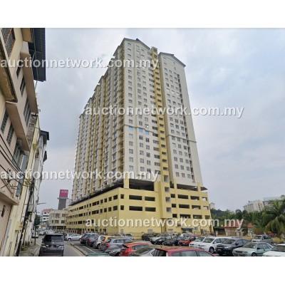 Casa Prima Condominium, No. 25, Jalan Metro 2, Metro Prima, Kepong, 52100 Kuala Lumpur