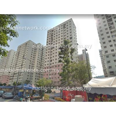 Pangsapuri Kos Rendah, Jalan Tasik Selatan 30, Bandar Tasik Selatan, 57000 Wilayah Persekutuan Kuala Lumpur