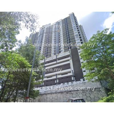 Sky Vista Residensi @ Kondominium Sky Vista, No. 77, Jalan Sejolong, Taman Bukit Ria, 56100 Cheras, Kuala Lumpur