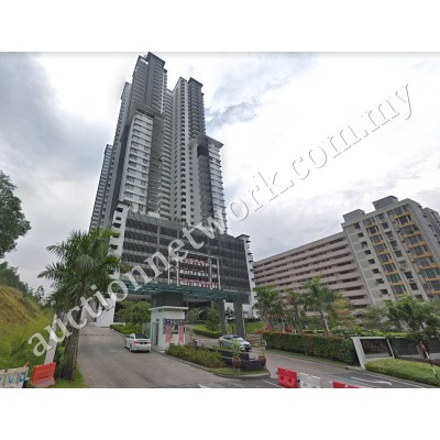 Villa Kristal, No. 1, Jalan 6/38A, Taman Sri Sinar, Segambut, 51200 Kuala Lumpur