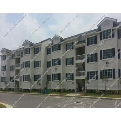 The Residences @ Kampar, Persiaran Residensi, Bandar Agacia, 31910 Kampar, Perak