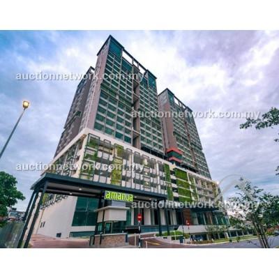 Tower Baris @ Amanja, Jalan Desa 2/2, Desa Aman Puri, 52100 Kuala Lumpur