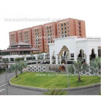 Arabian Bay Resort, Bukit Gambang Resort City, Jalan BGRC Utama, 26300 Kuantan, Pahang