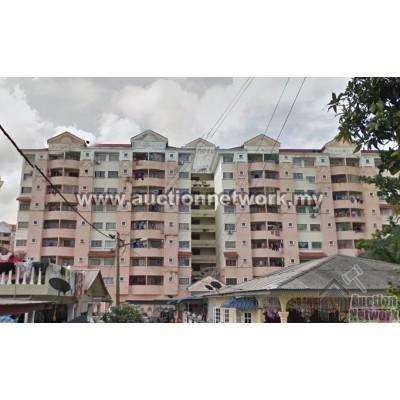 Perdana Villa Apartment, Jalan Temenggung 19, Jalan Sungai Jati, 41200 Klang, Selangor