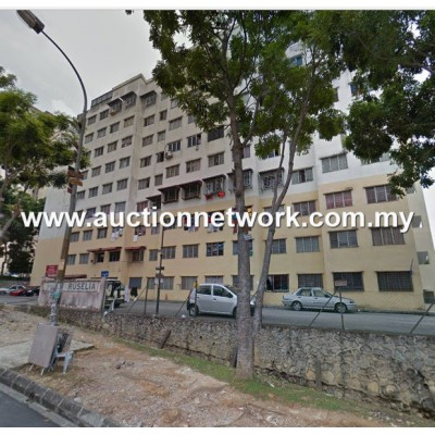 Pangsapuri Ruselia, Jalan Pinggiran Putra 1/1, Taman Pinggiran Putra, Seri Kembangan, Selangor