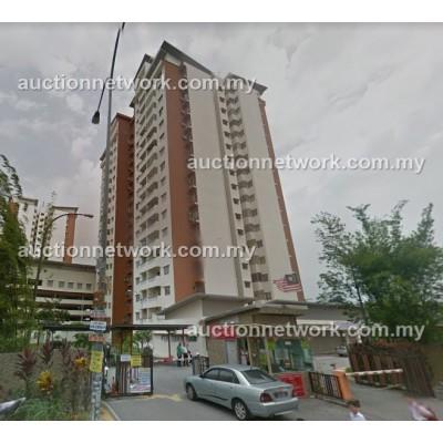 Sri Ixora Apartment, Jalan Sepakat Indah 2/2, Taman Sepakat Indah 2, 43000 Kajang, Selangor