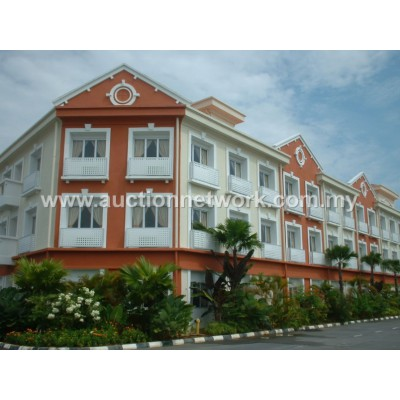 Laketown Serviced Apartments, Bukit Merah Laketown, 34400 Semanggol, Perak