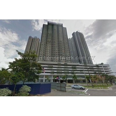 Tropez Residen (also Known As Tropez Residences), Persiaran Danga Perdana, 80200 Johor Bahru, Johor