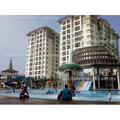 Amari Villa, Bayou Lagoon Park Resort, Jalan Wakaf Utama, Bukit Katil, 75450 Melaka