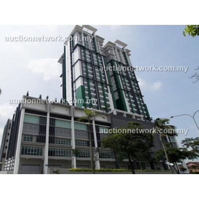 Pangsapuri Molek Pulai, Jalan Persiaran Molek, Taman Molek, 81100 Johor Bahru, Johor