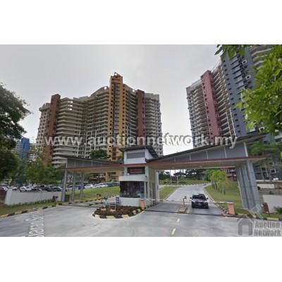 Sri Mutiara Apartment, Bandar Seri Alam, Persiaran Seri Alam, 81750 Masai, Johor