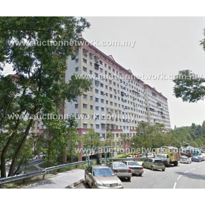 Pangsapuri Segar Ria, No. 6, Jalan 1A, Taman Segar, Cheras, 56100 Kuala Lumpur