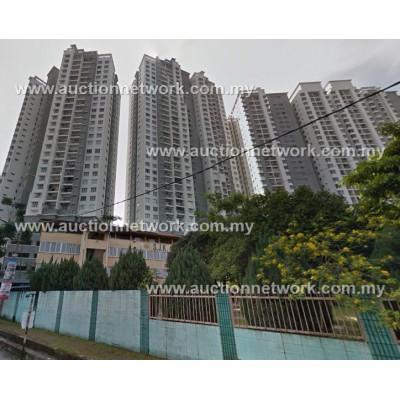 Symphony Heights Condominium, Jalan Medan Selayang, 68100 Batu Caves, Selangor