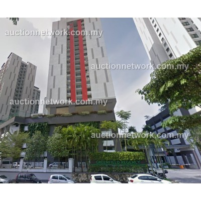 Pangsapuri Dedaun Hijau, Jalan Skudai Lama, 81200 Johor Bahru, Johor