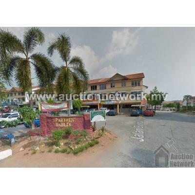 Apartment Dahlia, Jalan Bunga Raya 1, Taman Bunga Raya, 48300 Rawang, Selangor
