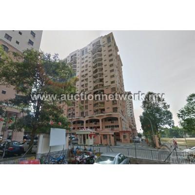 Prima Saujana Apartment, No. 2, Jalan Wangsa 2/6, Taman Wangsa Permai, 52200 Kuala Lumpur