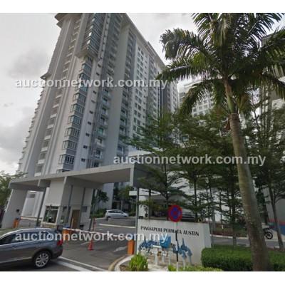 Pangsapuri Permata Austin (Austin Suites Serviced Residence), Jalan Austin Perdana 1, Taman Austin Perdana, 81100 Johor Bahru, Johor