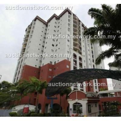 Ketumbar Hills Condominium, Jalan Ketumbar, Taman Cheras Utama, Kuala Lumpur