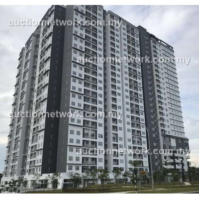 Pangsapuri Palma, Jalan Palma Perak 1, Desa Palma, 81100 Johor Bahru, Johor