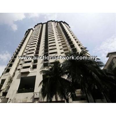 The Vistana Condominium, No.32, Jalan Taiping, 50400 Kuala Lumpur