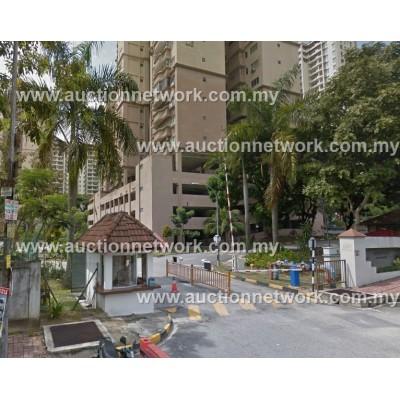 Midah Ria Condominium, Jalan Midah 8, Taman Midah, Cheras, Kuala Lumpur