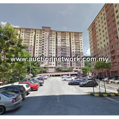 Permai Prima Apartment, Jalan Permai M, Bukit Ampang Permai, 68000 Ampang, Selangor , Selangor