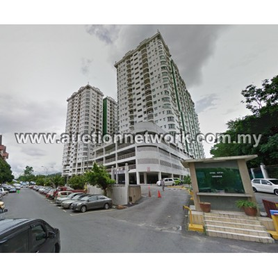 Kepong Sentral Condominium, Jalan Puncak Desa 2, Taman Puncak Desa, Kepong, Selangor