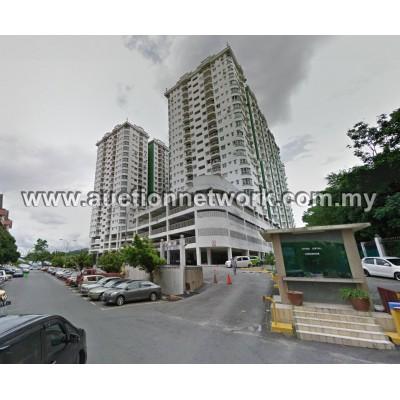 Kepong Sentral Condominium, Jalan Puncak Desa 2, Taman Puncak Desa, 52100 Kuala Lumpur