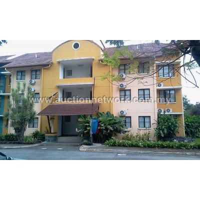 Garden Villa Apartment, Jalan Kemus, Simpang Empat, 78000 Alor Gajah, Melaka
