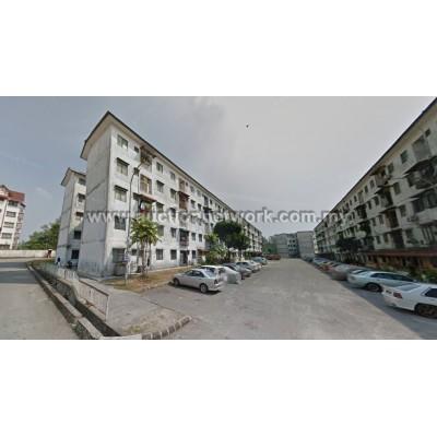 Pangsaspuri Bayu, Jalan Desa Ria, Bandar Country Homes, 48000 Rawang, Selangor