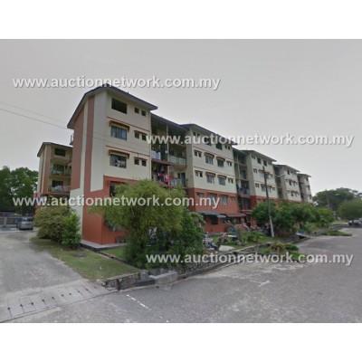 Flat Taman Mawar, 81700 Pasir Gudang, Johor