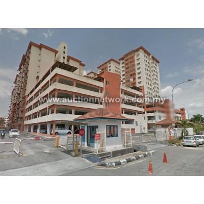 Sri Ria Apartment, Jalan Pasir Emas, Taman Sepakat Indah, Sungai Chua, 43000 Kajang, Selangor