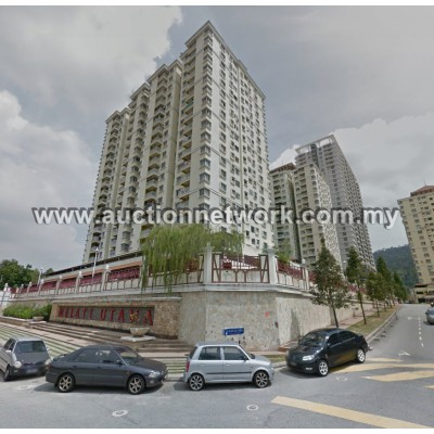 PV 5, Platinum Hill Condominium, Jalan Melati Utama 3, Taman Melati Utama, 53100 Kuala Lumpur
