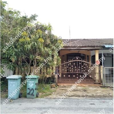 Lorong Mentiga Jaya 12, Taman Mentiga Jaya, 26600 Pekan, Pahang