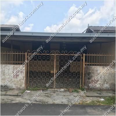 Rumah Rakyat Mahsan 1, 72100 Bahau, Negeri Sembilan