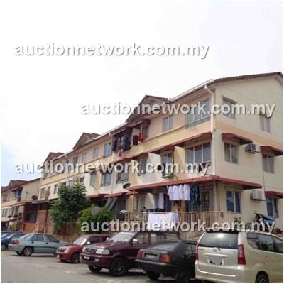 Jalan Bunga Raya 1, Apartment Dahlia (Blok A), Taman Bunga Raya, Rawang, Selangor