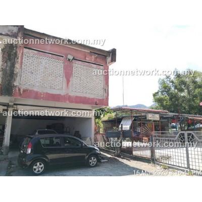 Lorong Kledang Timur 15, Taman Raja Izzuddin, 31450 Ipoh, Perak