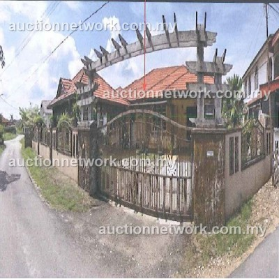 Rumah Kediaman, Lorong Madani, Kampung Bayam,...