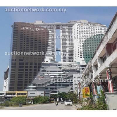 Hatten Suites@Hatten City, Jalan Melaka Raya 23, Taman Melaka Raya, 75000 Melaka