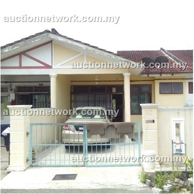 Jalan BSS 1/1, Taman Bukit Sri Senawang, Sungai Gadut, Seremban, Negeri Sembilan
