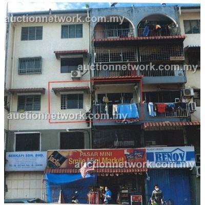 Rumah Pangsa Hilir Kota, Bandar Hilir, 75000 Melaka