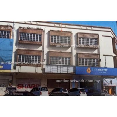 Pasar Awam Bersepadu Wakaf Che Yeh, 15100 Kota Bahru, Kelantan