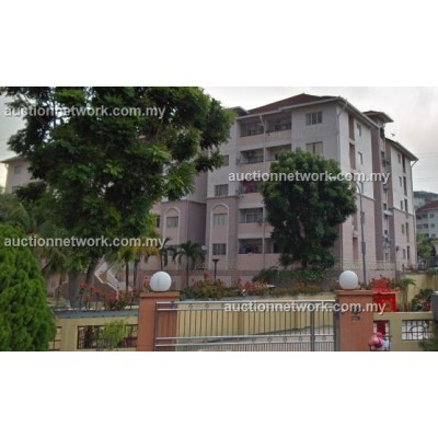 Desa Saujana Apartment, Taman Sungai Besi Indah, Section 3, 43300 Seri Kembangan, Selangor
