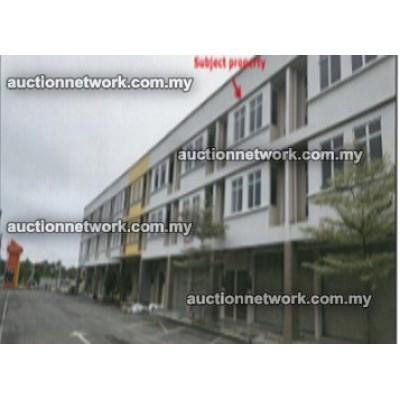 Jalan Dahlia Indah 1, Taman Dahlia Indah, 28340 Mengkuang, Pahang