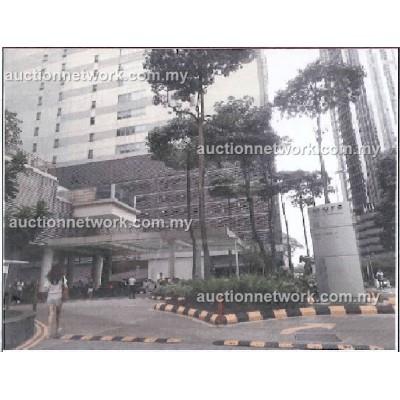 Marc Service Residence, Jalan Pinang, 50450 Kuala Lumpur