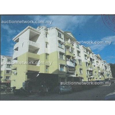 Apartment Permata, Jalan Perdana Utama, Band...